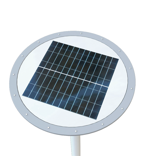 On Networking Luminaria Panel Solar Led - SLL-12